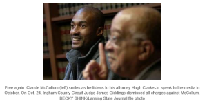 McCollum suit seeks damages 50 pages detail allegations against LCC, city, prosecutors