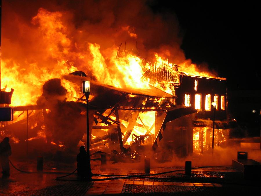 Arson #